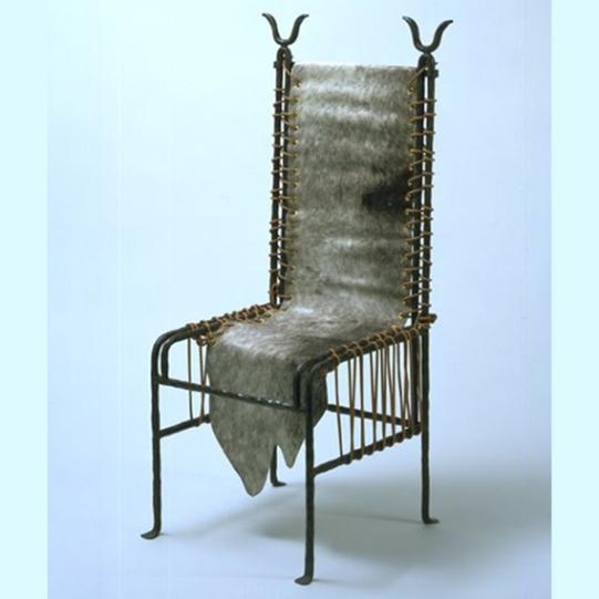 Barbare Chair, Elisabeth Garouste and Mattia Bonetti, 1981