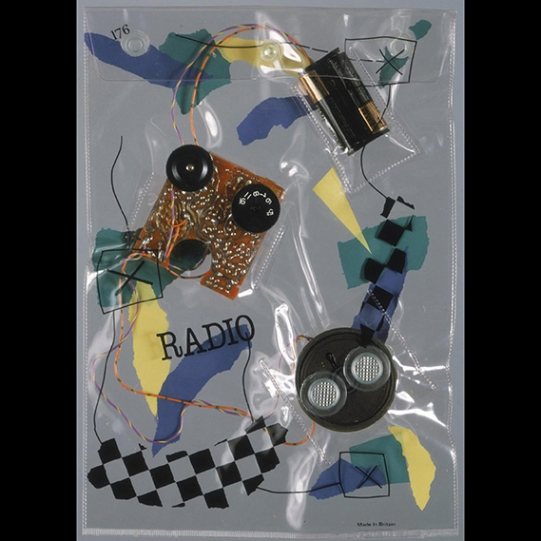 Bag Radio, Daniel Weil, 1983