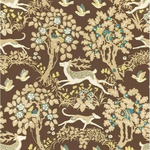 Fabric: Lee Jofa / Mille Fleur / Sable