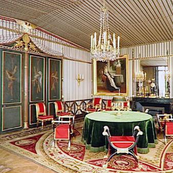 Salle du Conseil at Château de Malmaison